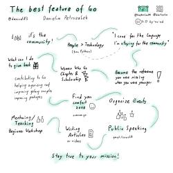 GopherConUK2018-The best feature of Go