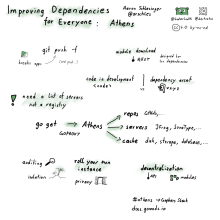 GopherConUK2019 - Improving Dependencies for Everyone - Athens