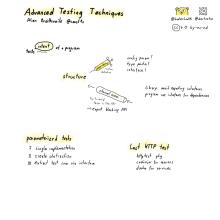 GopherConUK2019 - Advanced Testing Techniques