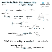 GameDevDays2019 - Ghost in the Shell - The Authorative Voice in System Design