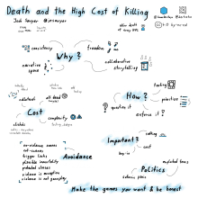 GameDevDays 2019 - Death and the High Cost of Killing